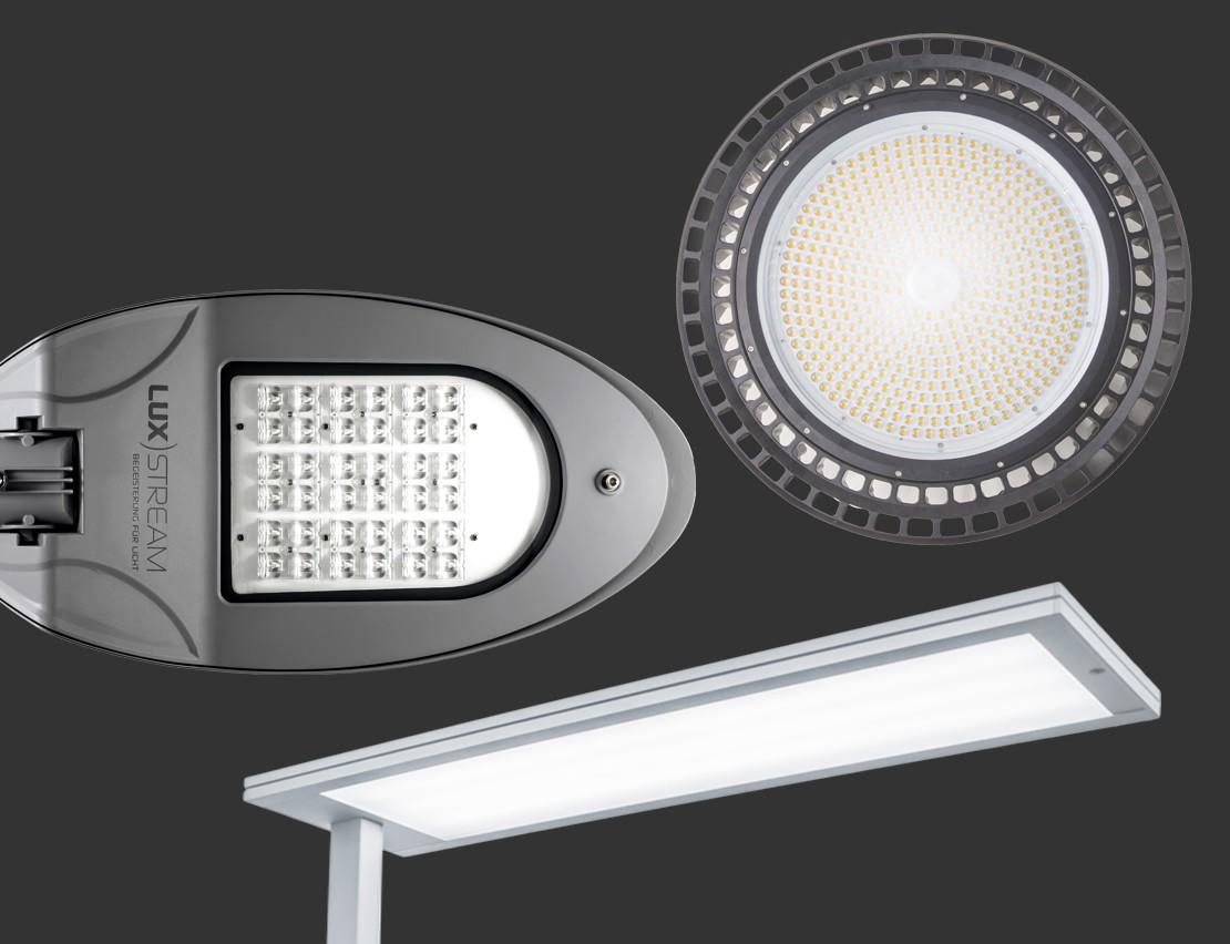 LED-Hallenstrahler – Produkte'