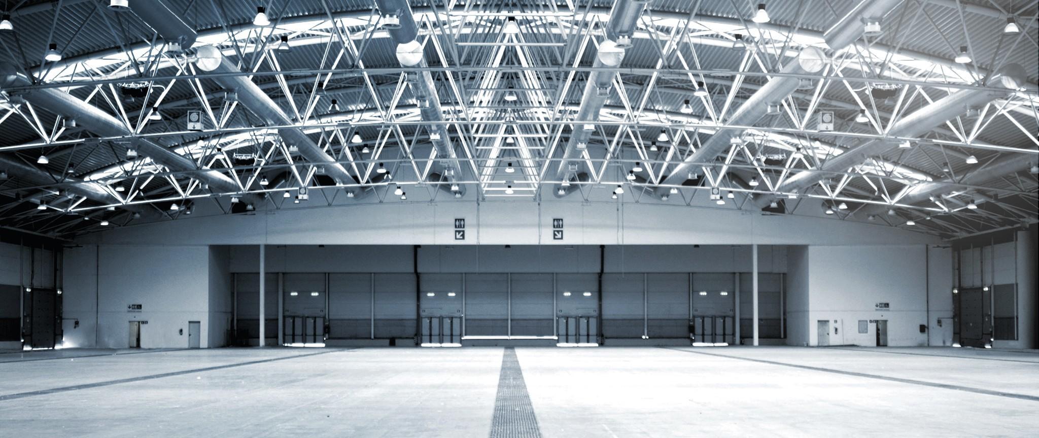 LED Hallenstrahler Industry'