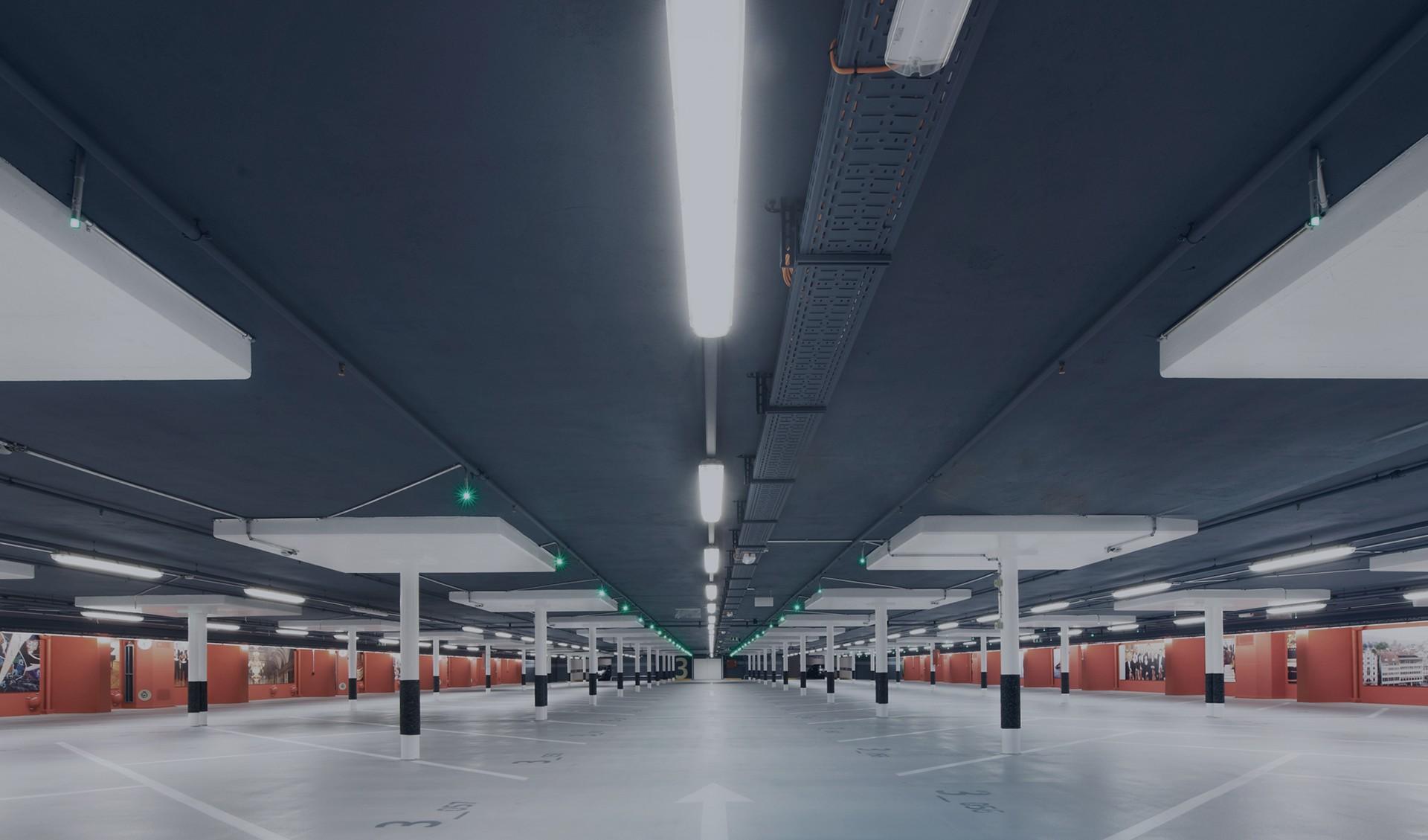 led-parkplatzbeleuchtung