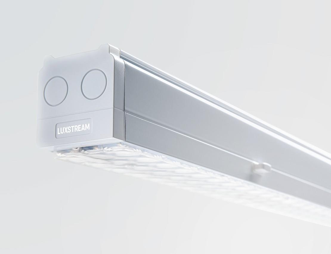 LED-Beleuchtung für Industriehallen'
